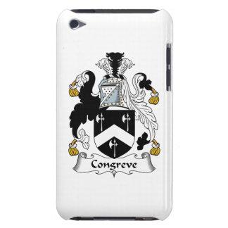 Escudo de la familia de Congreve Case-Mate iPod Touch Protector