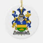 Escudo de la familia de Connellan Adorno De Reyes