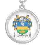 Escudo de la familia de Connellon Collares Personalizados