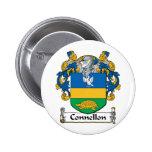 Escudo de la familia de Connellon Pin