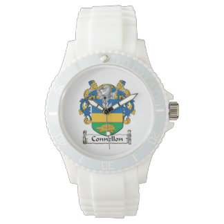 Escudo de la familia de Connellon Reloj
