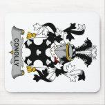 Escudo de la familia de Conolly Alfombrilla De Raton