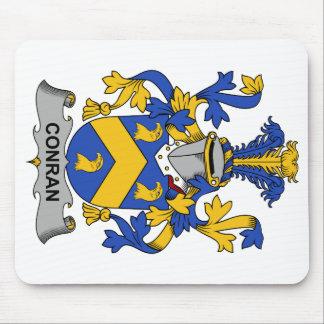Escudo de la familia de Conran Tapete De Raton