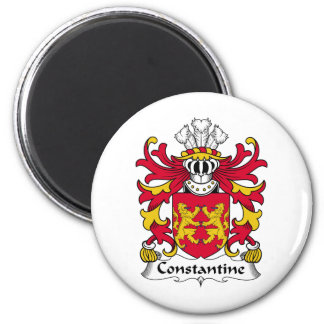 Escudo de la familia de Constantina Imán Redondo 5 Cm