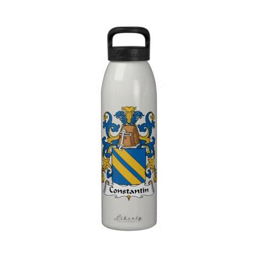 Escudo de la familia de Constantino Botallas De Agua