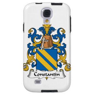 Escudo de la familia de Constantino