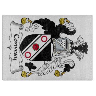 Escudo de la familia de Conway Tablas De Cortar