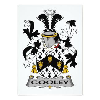 Escudo de la familia de Cooley Comunicados Personales
