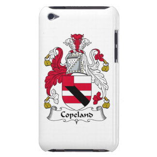 Escudo de la familia de Copeland Case-Mate iPod Touch Carcasas