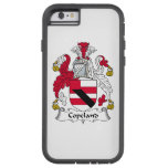 Escudo de la familia de Copeland Funda De iPhone 6 Tough Xtreme