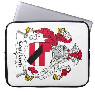 Escudo de la familia de Copeland Mangas Computadora