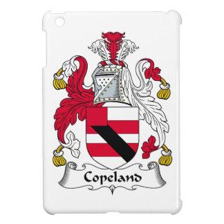 Escudo de la familia de Copeland iPad Mini Carcasa