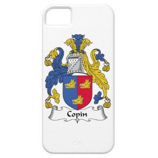 Escudo de la familia de Copin iPhone 5 Case-Mate Protector