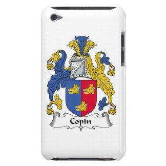 Escudo de la familia de Copin Barely There iPod Cobertura