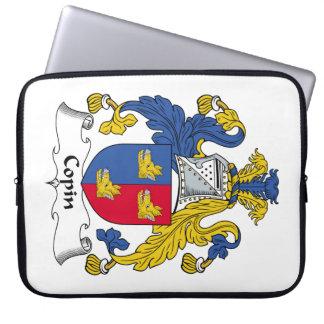 Escudo de la familia de Copin Fundas Ordendadores