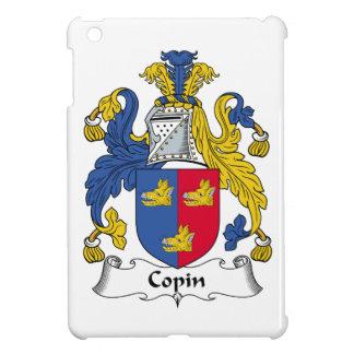 Escudo de la familia de Copin iPad Mini Protector