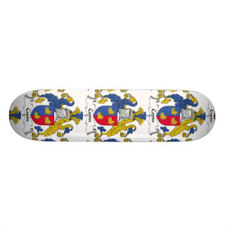 Escudo de la familia de Copin Patin Personalizado