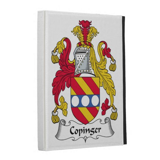 Escudo de la familia de Copinger