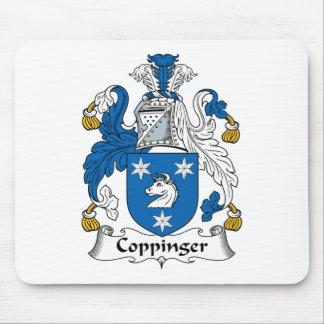 Escudo de la familia de Coppinger Tapete De Raton