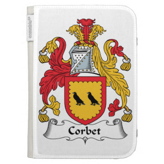 Escudo de la familia de Corbet
