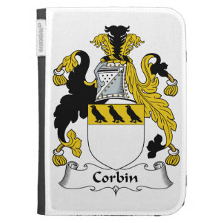 Escudo de la familia de Corbin