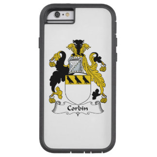 Escudo de la familia de Corbin Funda De iPhone 6 Tough Xtreme