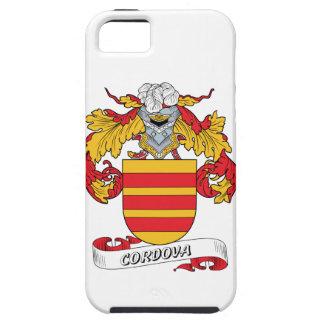Escudo de la familia de Cordova iPhone 5 Case-Mate Protector