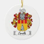 Escudo de la familia de Corella Adorno Para Reyes