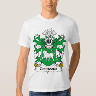 Escudo de la familia de Corineous Polera