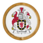 Escudo de la familia de Cornualles