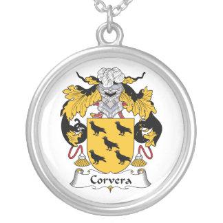 Escudo de la familia de Corvera Collar