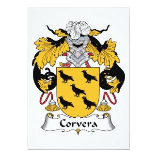Escudo de la familia de Corvera Anuncio Personalizado