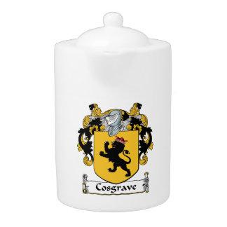Escudo de la familia de Cosgrave