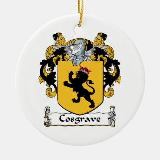 Escudo de la familia de Cosgrave Adorno Para Reyes
