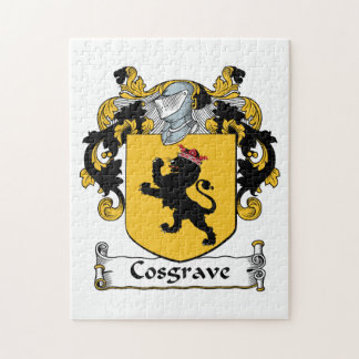 Escudo de la familia de Cosgrave Puzzle