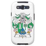 Escudo de la familia de Cotera Samsung Galaxy S3 Cobertura