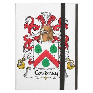 Escudo de la familia de Coudray