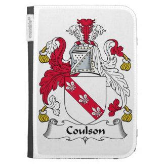 Escudo de la familia de Coulson