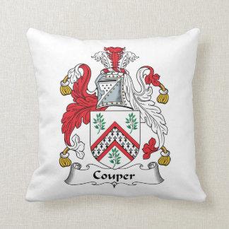 Escudo de la familia de Couper Almohada