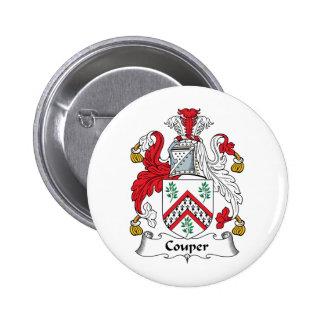 Escudo de la familia de Couper Pins