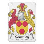 Escudo de la familia de Courtney