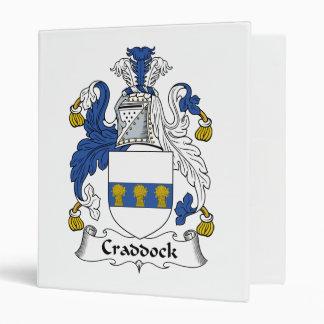 Escudo de la familia de Craddock
