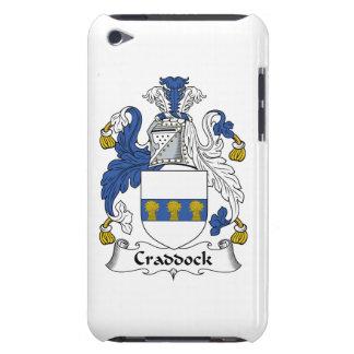 Escudo de la familia de Craddock iPod Case-Mate Funda