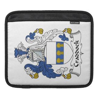 Escudo de la familia de Craddock Mangas De iPad