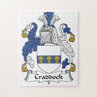 Escudo de la familia de Craddock Puzzle Con Fotos