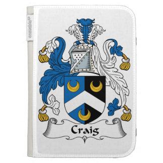 Escudo de la familia de Craig