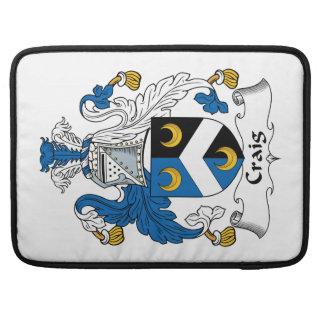 Escudo de la familia de Craig Funda Para Macbook Pro