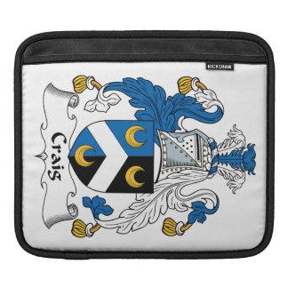 Escudo de la familia de Craig Manga De iPad