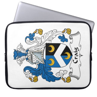 Escudo de la familia de Craig Manga Portátil