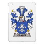 Escudo de la familia de Cramer iPad Mini Carcasa
